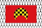 Bandera de Gelsa