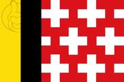 Bandera de Montagut y Oix