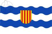 Bandera de Paracuellos de Jiloca