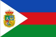 Bandiera di Alcaudete de la Jara
