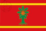 Flag of Vistabella de Huerva