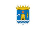 Bandera de Benifairó de la Valldigna