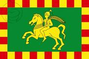 Bandera de Comarca de Osona