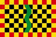 Bandiera di Comarca de Urgel