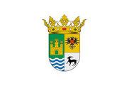 Bandera de Cortes de Pallás