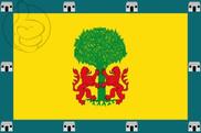 Flag of Alquería de Aznar