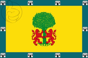 Bandera de Alquería de Aznar
