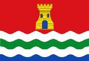 Bandiera di Alcolea (Almería)