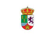 Bandera de Valverde de Campos