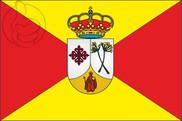 Bandera de Hinojosas de Calatrava