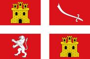 Bandera de Alcañices