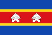 Bandera de Cabañas de Sayago