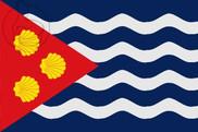 Bandera de Benijófar