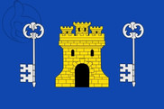 Flag of Guadalest
