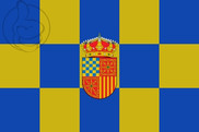 Bandera de Lécera
