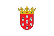 Bandera de Sisamón