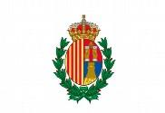 Flag of Sos del Rey Católico