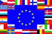 Bandiera di Paesi dell'Unione Europea