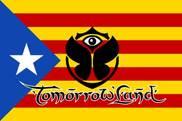 Bandera de Tomorrowland Estelada