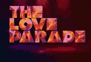 Bandera de The love parade