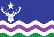 Bandera de Exmoor