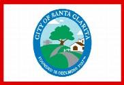 Bandiera di Santa Clarita (California)