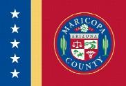 Bandiera di Maricopa