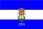 Bandera de Aguilas personalizada