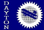 Bandera de Dayton, Ohio