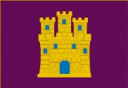 Drapeau Communards de Castille