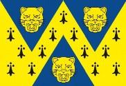 Bandera de Shropshire