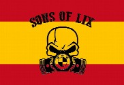 Bandera de Sons of Lix