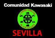 Bandera de Comunidad Kawasaki Sevilla