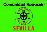 Bandera de Comunidad Kawasaki Sevilla Verde