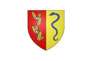 Flag of Châtenay-Malabry