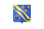 Bandera de La Varenne-Saint-Hilaire