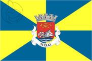 Flag of Seixal Municipality