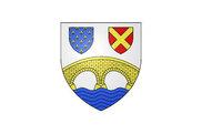 Bandera de Auvers-sur-Oise