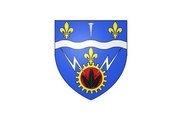 Flag of Champagne-sur-Oise