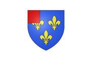 Bandera de Mehun-sur-Yèvre