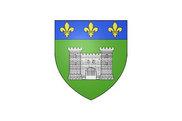 Bandera de Châteauneuf-en-Thymerais