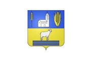 Bandera de Sainte-Aulde