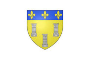 Bandera de Luçay-le-Mâle