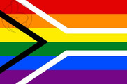 Flag of Gay South Africa