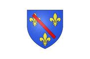 Bandera de Champigny-sur-Veude