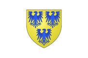 Bandera de Preuilly-sur-Claise
