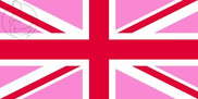 Flag of United Kingdom Gay