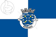 Bandera de Resende