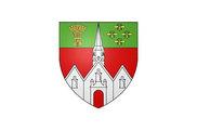 Flag of Chauvigny-du-Perche