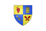 Bandera de Saint-Claude-de-Diray